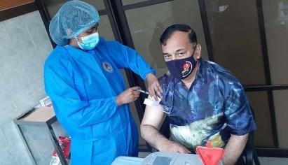 Vaccination continues in Bangladesh