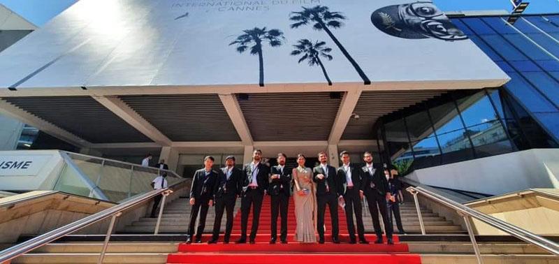 Rehana Maryam Noor: Badhon Haque's Cannes date